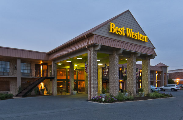 Best Western of Alexandria Inn