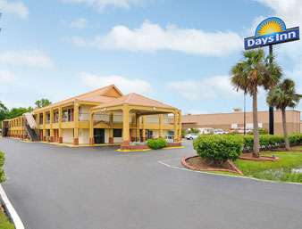 Days Inn - Monroe Louisiana